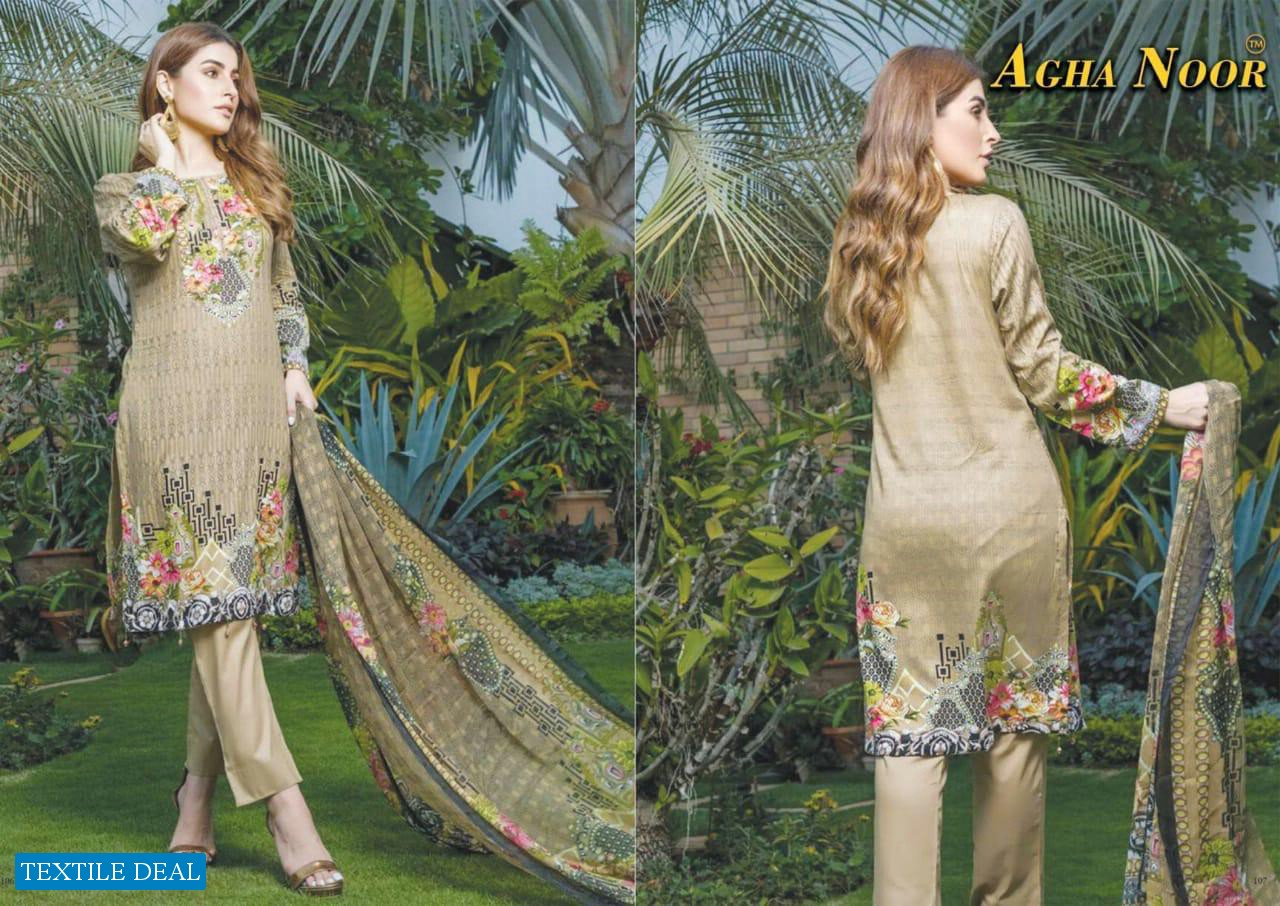 Agha Noor Vol-2 Wholesale Shopping Lawn Collection