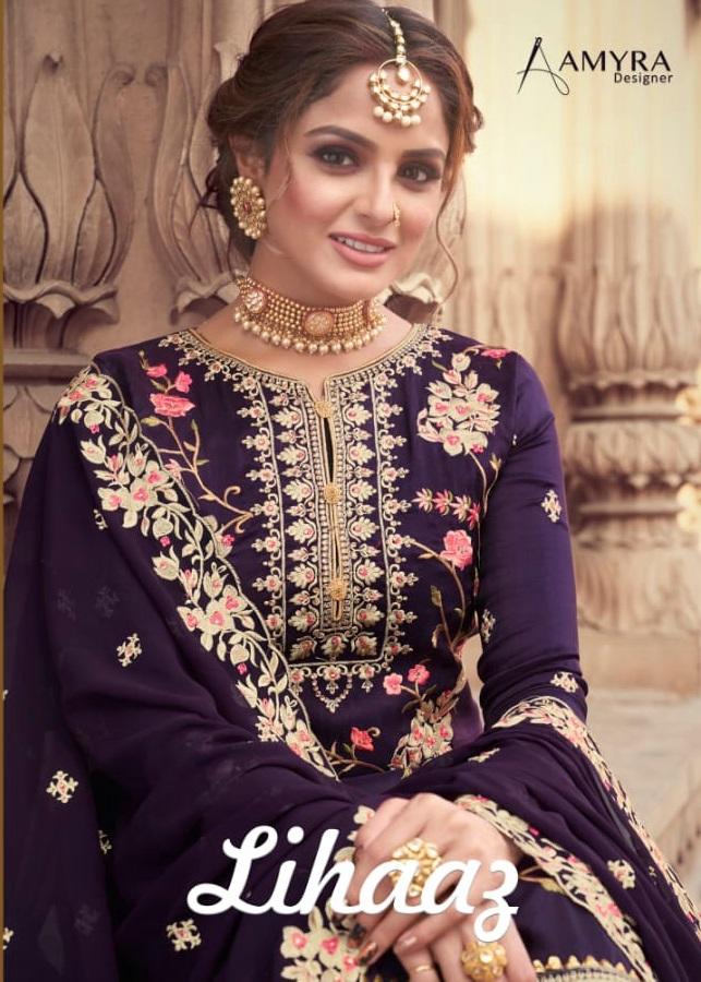 Amyra Lihaaz Wholesale Festive Salwar Kameez