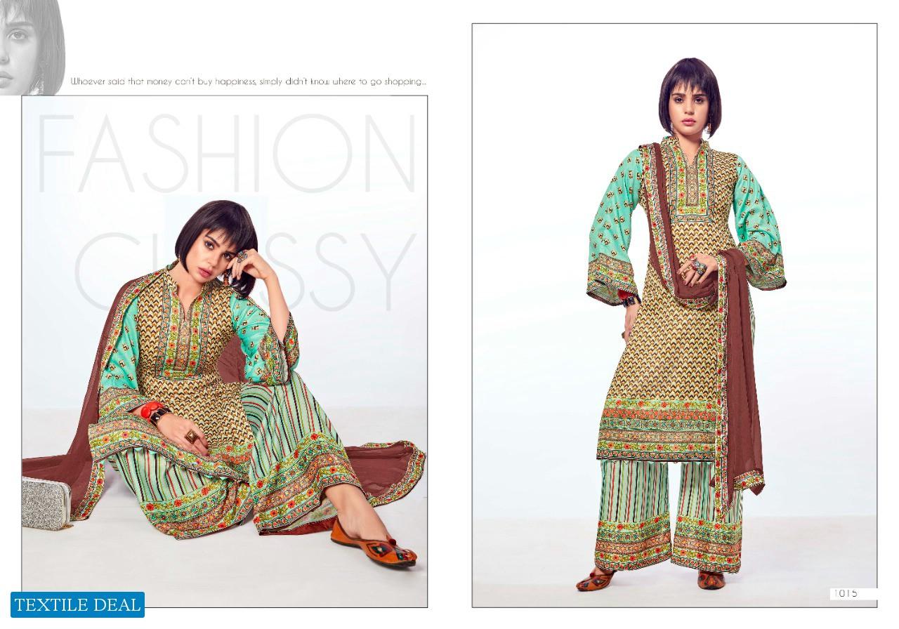 Bipson Sachi Wholesale Cotton Satin Salwar Kameez Catalogs