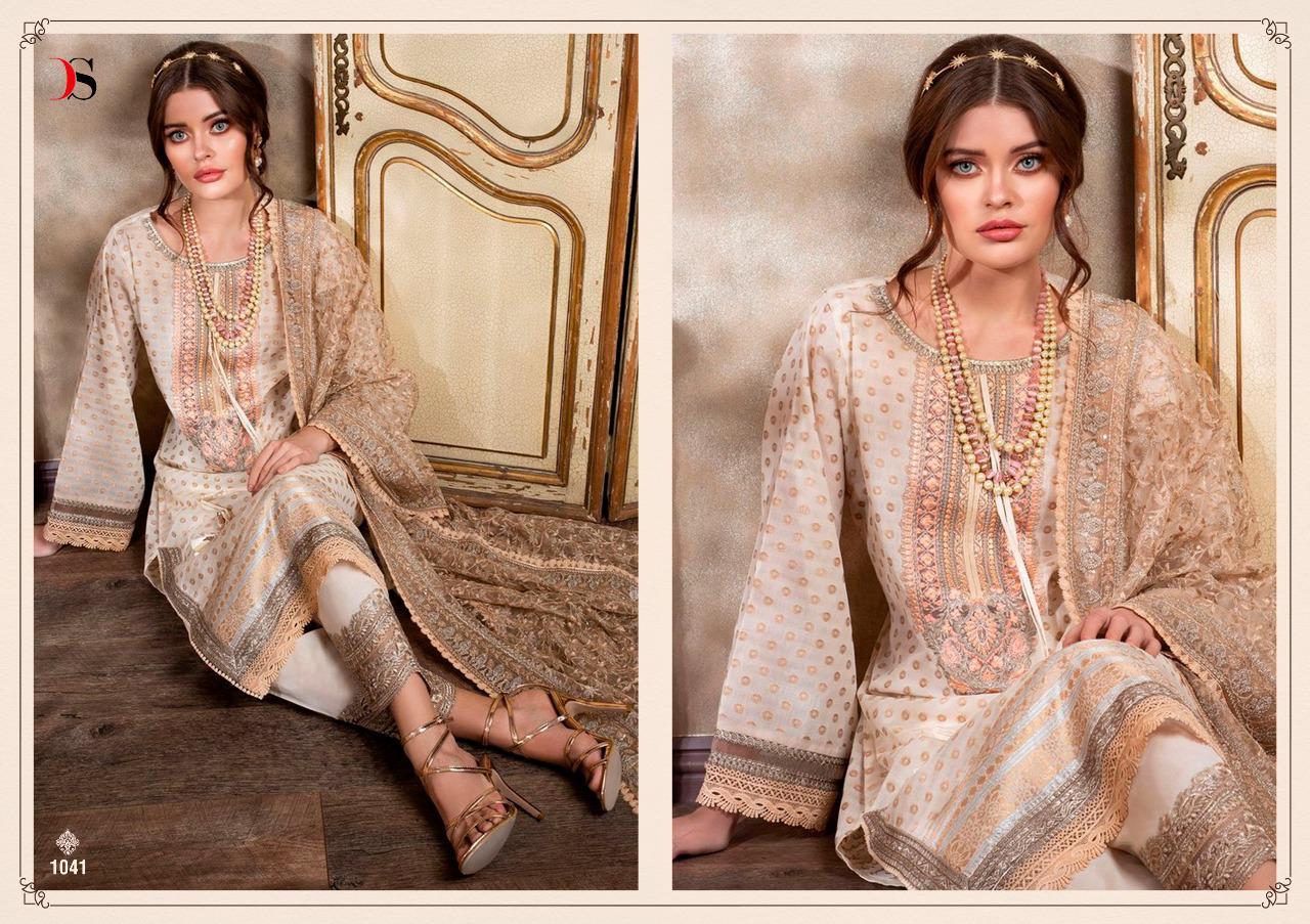 Deepsy Sobia Nazir Luxury Lawn 21 Wholesale Pakistani Concept Dress