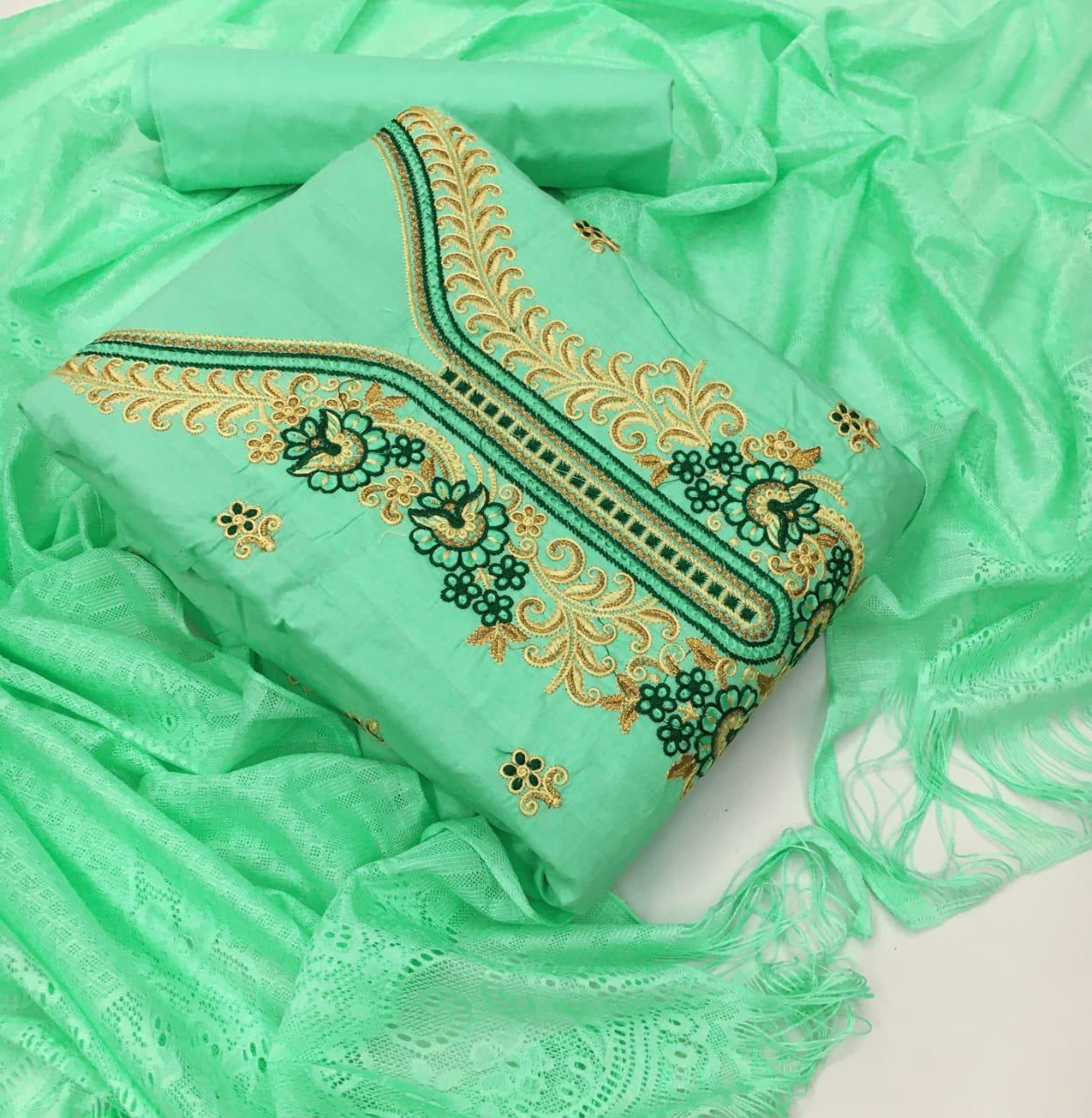 Dress Material Suit  For Women 101 Wholesale in India