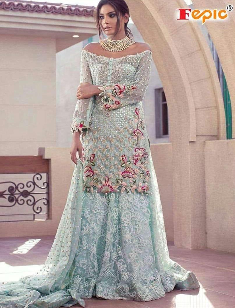 Fepic Rosemeen C-1083 Colour Wholesale Pakistani Concept Dress