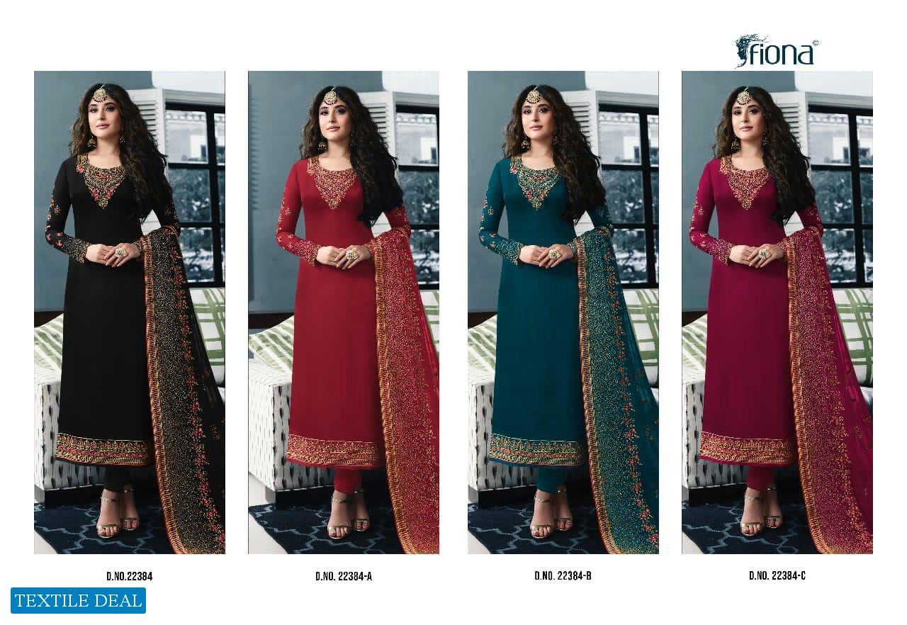 Fiona Kritika Colour plus Wholesale Heavy Salwar Kameez