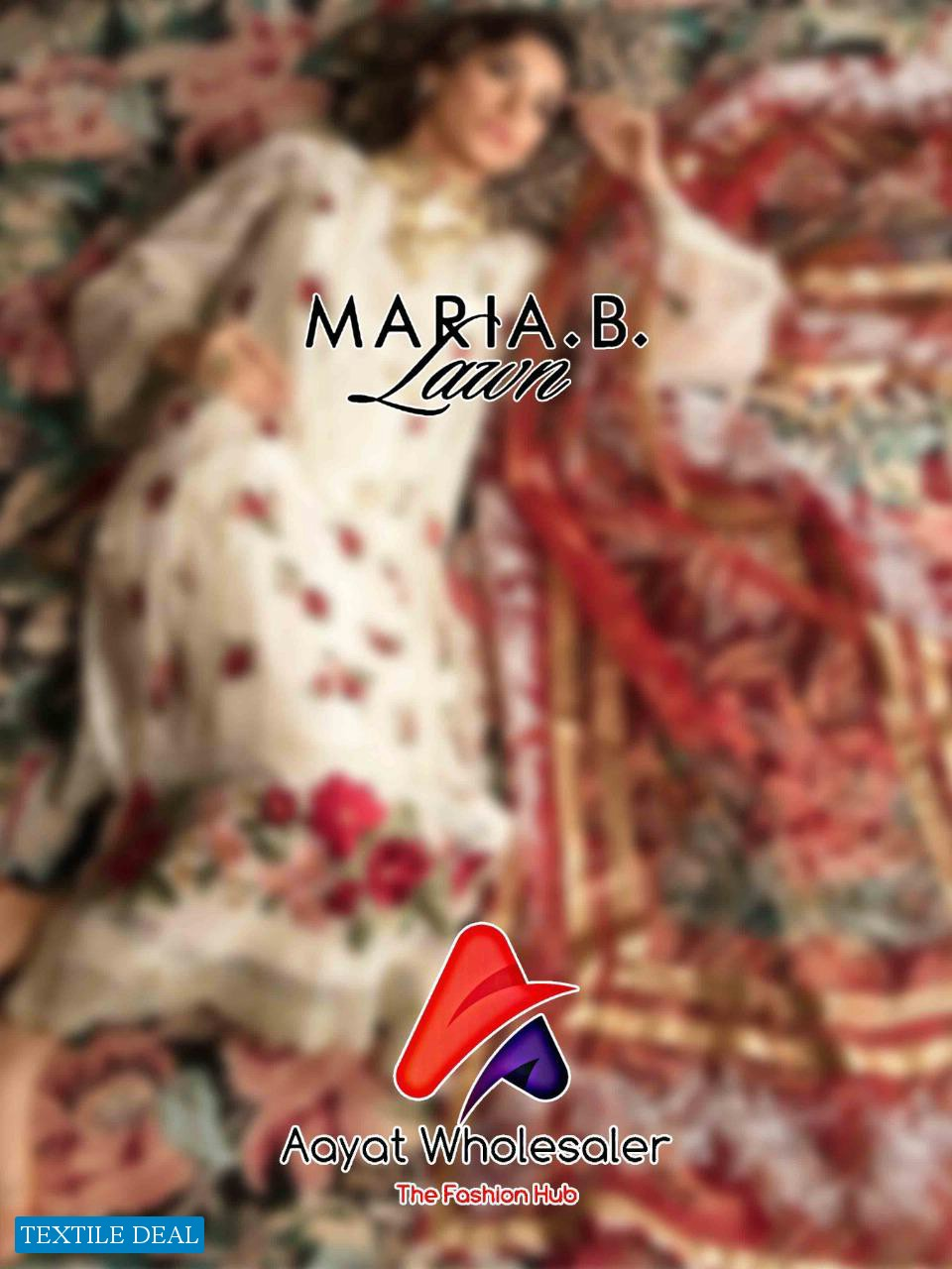 Maria B Crimson Nx Wholesale Designer Pakistani Dress