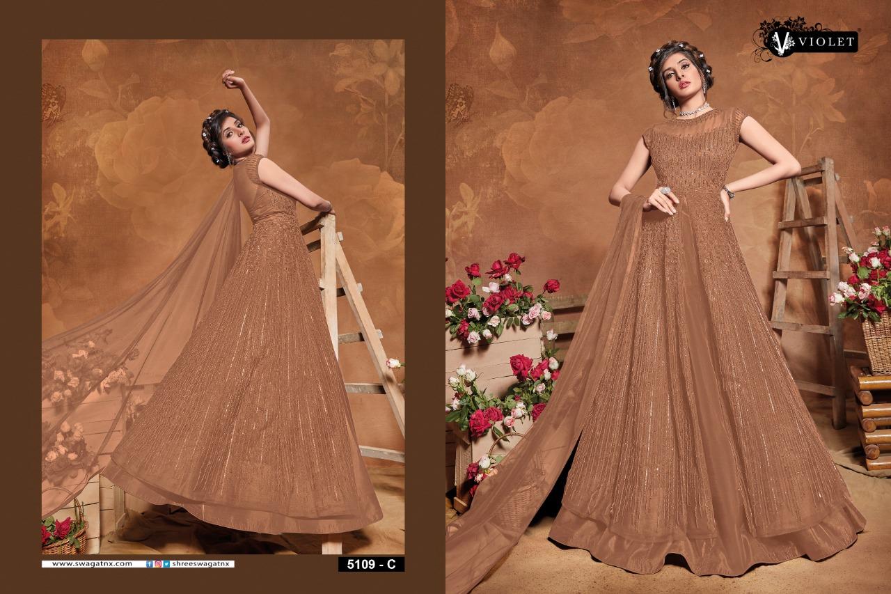 Swagat 5105-09 Colour Wholesale Designer Salwar Suits